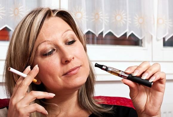Dejar de fumar con el cigarrillo electronico