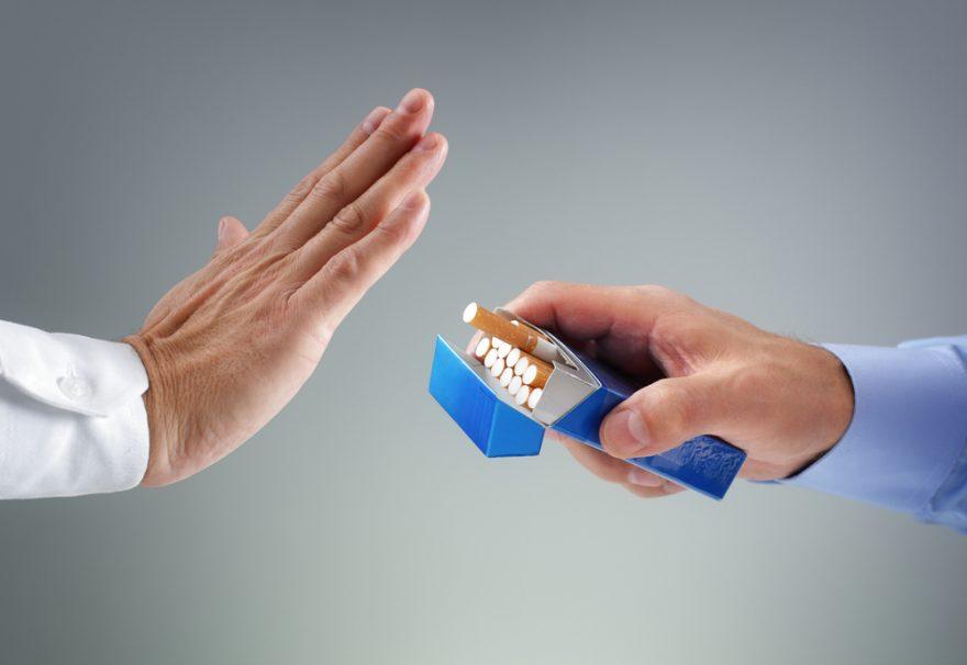 Dejar de fumar dificultad para respirar
