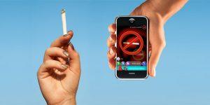 Cuatro aplicaciones de Android que pueden ayudarle a dejar de fumar
